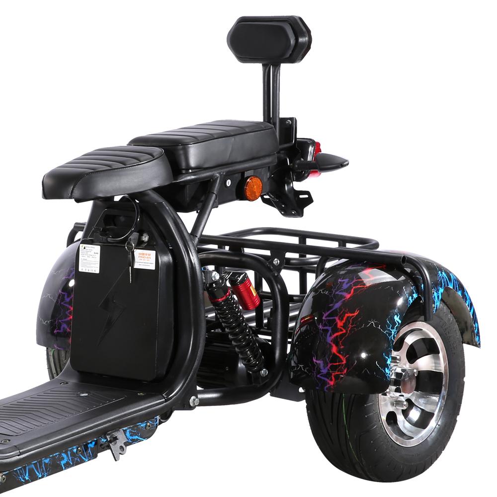 skuter elektryczny EcoScoot'y TRILLER H 2.0