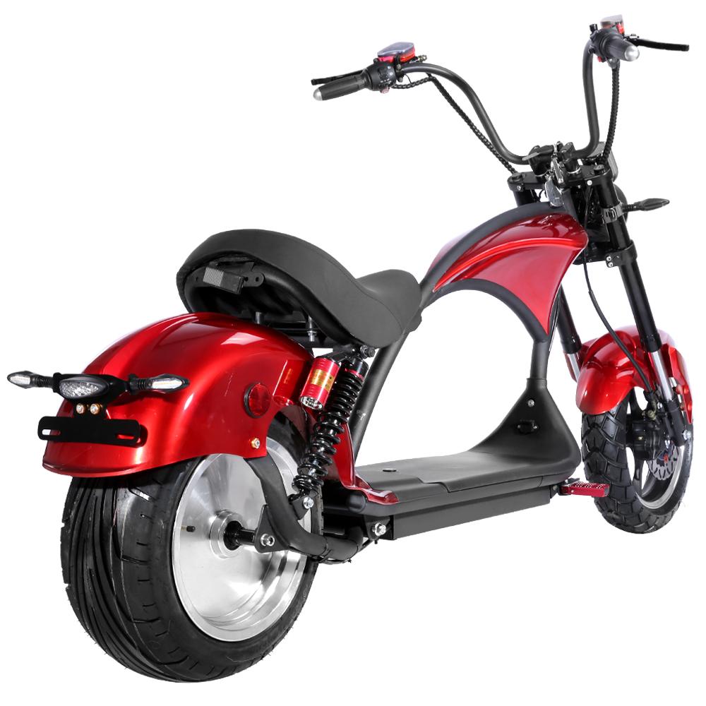 skuter elektryczny EcoScoot'y Chopper 2.0